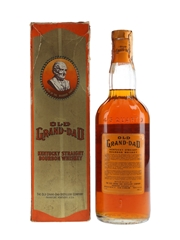 Old Grand Dad Bottled 1970s - Giovinetti 75cl / 43%