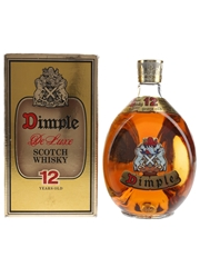 Haig's Dimple 12 Year Old De Luxe Bottled 1980s 75cl / 43%