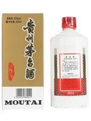 Kweichow Moutai 2012 Baijiu - China & Hong Kong Duty Not Paid 50cl / 53%