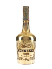 Hennessy Gold Bottled 1960s-1970s - Wax & Vitale 73cl / 40%