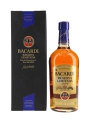 Bacardi Reserva Limitada Founder's Blend