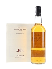 Blair Athol 1976 26 Year Old Bottled 2002 - First Cask 70cl / 46%
