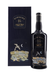 Bowmore 25 Year Old The Gulls Bottled 1990s 75cl / 43%