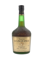 Gaston De Lagrange VSOP Bottled 1970s-1980s - Duty Free 100cl / 40%