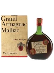 J De Malliac Hors D'Age Armagnac Bottled 1970s 68cl / 40%