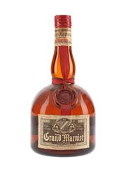 Grand Marnier Cordon Rouge Bottled 1970s 66cl / 38%