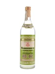 Moskovskaya Russian Vodka