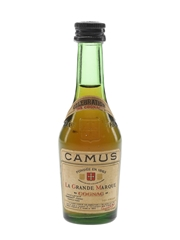 Camus La Grande Marque Cognac Bottled 1970s 3cl / 40%
