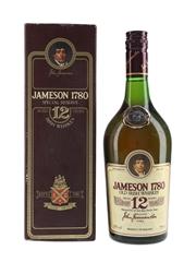 Jameson 1780 12 Year Old