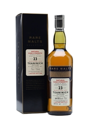 Teaninich 1972 23 Year Old Rare Malts Selection 75cl / 64.95%