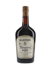 Martinez Director's Port
