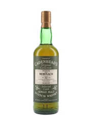 Mortlach 1962 32 Year Old