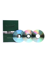 Diageo Special Releases 2004, 2006 & 2008 Marketing Support DVDs