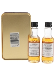 Southern Comfort The Grand Old Drink Of The South - Morgan Furze Ltd. 2 x 5cl / 40%