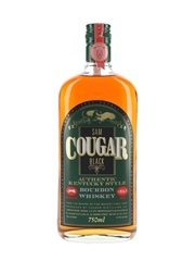Sam Cougar Black  75cl / 37%