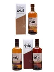 Nikka Miyagikyo Bourbon, Rum & Sherry Finish