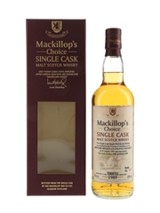 Tomintoul 1989 Mackillop's Choice