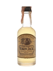 Yukon Jack Canadian Liqueur Bottled 1990s 5cl