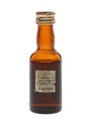 Saint Gilles Rhum Bottled 1960s - Stock 3cl / 40%