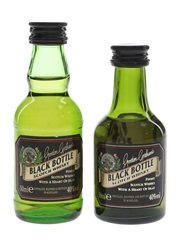 Black Bottle Finest Gordon Graham & Co. 2 x 5cl / 40%