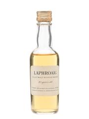 Laphroaig 10 Years Old 75 Proof