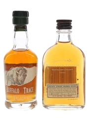 Buffalo Trace & Woodford Reserve  2 x 5cl