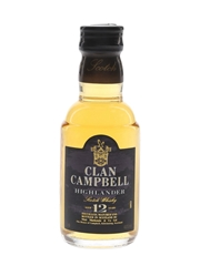 Clan Campbell 12 Year Old  5cl / 43%
