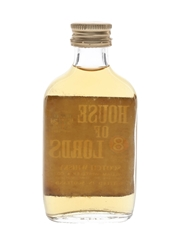 House Of Lords 8 Year Old Bottled 1980s 4cl / 43%