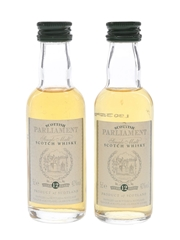 Scottish Parliament 12 Year Old  2 x 5cl / 40%