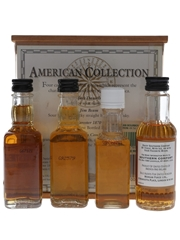 American Collection Forester, Jack Daniel's, Jim Beam & Southern Comfort 4 x 5cl / 40%