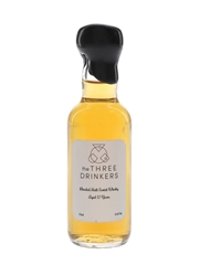 The Three Drinkers 17 Year Old  5cl / 45%