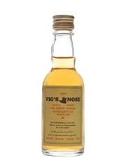 Pig's Nose Bottled 1970s 4.7cl / 40%