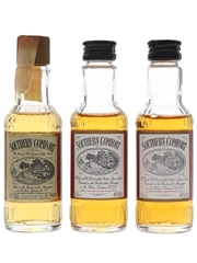Southern Comfort  3 x 5cl