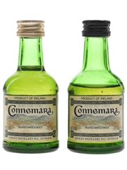Connemara Peated Single Malt Cooley Distillery 2 x 5cl / 40%