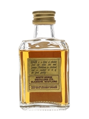 Logan De Luxe 12 Year Old Bottled 1970s-1980s - White Horse Distillers 5cl / 43%