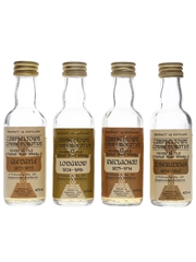 Campbeltown Commemoration 12 Year Old Glengyle, Longrow, Rieclachan & Toberanrigh 4 x 5cl / 40%