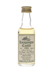 Knappogue Castle 1992 Bottled 2000 5cl / 40%
