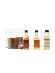 Classic Miniature Collection Set Forester, Jack Daniel's & Southern Comfort 3 x 5cl