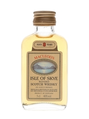 Macleod's Isle Of Skye 8 Year Old  5cl / 40%