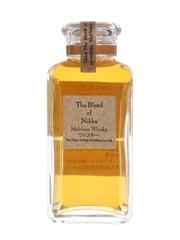 Blend Of Nikka Maltbase Whisky