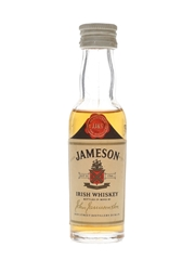 Jameson Bottled 1960s-1970s 5cl