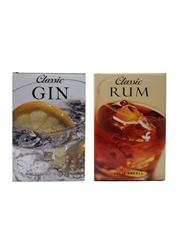 Classic Gin & Classic Rum