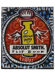 Absolut Smith - Recipes Flip Book Abosulte Vodka