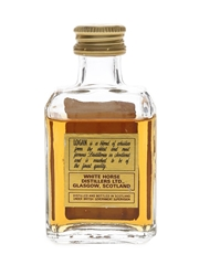 Logan De Luxe Bottled 1980s - White Horse Distillers 5cl / 43%