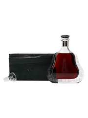 Richard Hennessy Saint Louis Crystal Decanter - South African Market 75cl / 40%