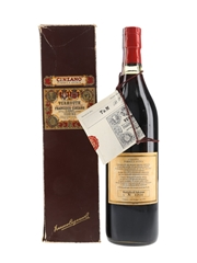 Cinzano Formula Antica Vermouth Bottled 1970s 100cl / 16.5%