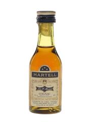 Martell 3 Star Bottled 1970s - Spirit 3cl / 40%