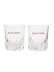 Johnnie Walker Whisky Tumblers