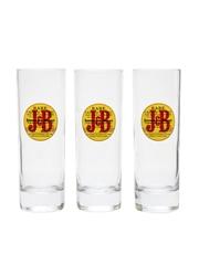 J&B Rare Highball Glasses