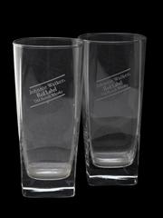 Johnnie Walker Red Label Highball Glasses
